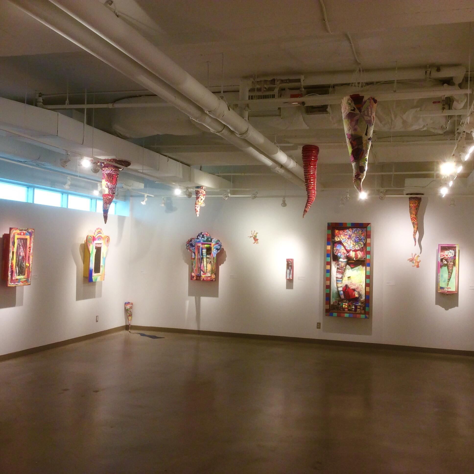 Lynne McIlvride's Art Show