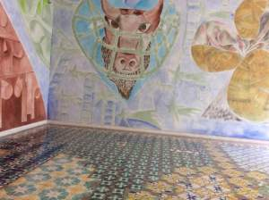 Francesco Clemente Museo Madre, Naples