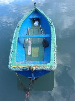Maltese fishing boat